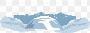 Ocean Iceberg - South Pole Iceberg Ocean PNG