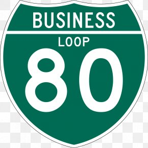 Road - Interstate 80 Business Interstate 40 US Interstate Highway System Business Route PNG