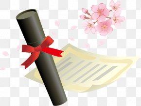 Blossom Flower - Pink Flower Cartoon PNG