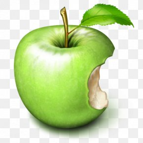 Bitten Apple - Apple Icon Image Format Icon PNG
