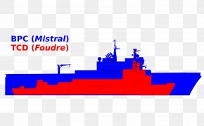 Ship - Mistral-class Amphibious Assault Ship Navy Amphibious Warfare Ship PNG