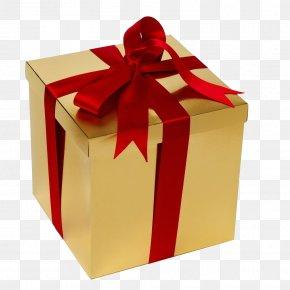 Gift - Gift Wrapping Box Christmas Gift Gift Card PNG