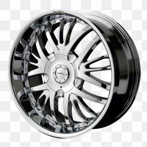 Wheel Rim - Car Custom Wheel Rim Google Chrome PNG