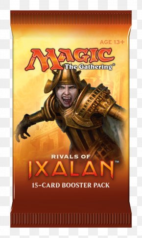 Magic: The Gathering Ixalan Booster Pack Playing Card Game PNG