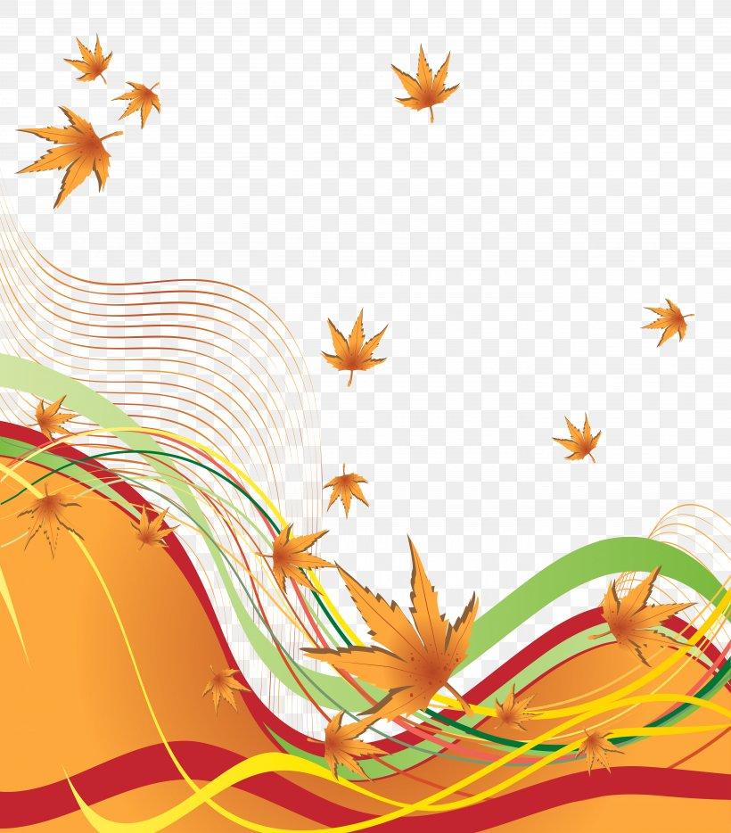 Autumn Clip Art, PNG, 5639x6428px, Autumn, Art, Autumn Leaf Color, Banner, Branch Download Free