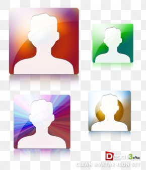 Portraits Button Material - Computer Keyboard Button Download Avatar Icon PNG