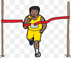 Player Who Arrives At The Finish Line - Finish Line, Inc. Stock Photography Stock Illustration Clip Art PNG