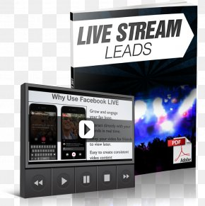 Youtube - YouTube Facebook Live Blog Streaming Media PNG