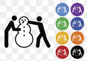 Snowman Icon - Goggles Royalty-free Clip Art PNG
