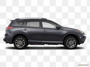 Toyota - 2018 Toyota RAV4 Limited SUV Car 2018 Toyota RAV4 Hybrid Limited Sport Utility Vehicle PNG