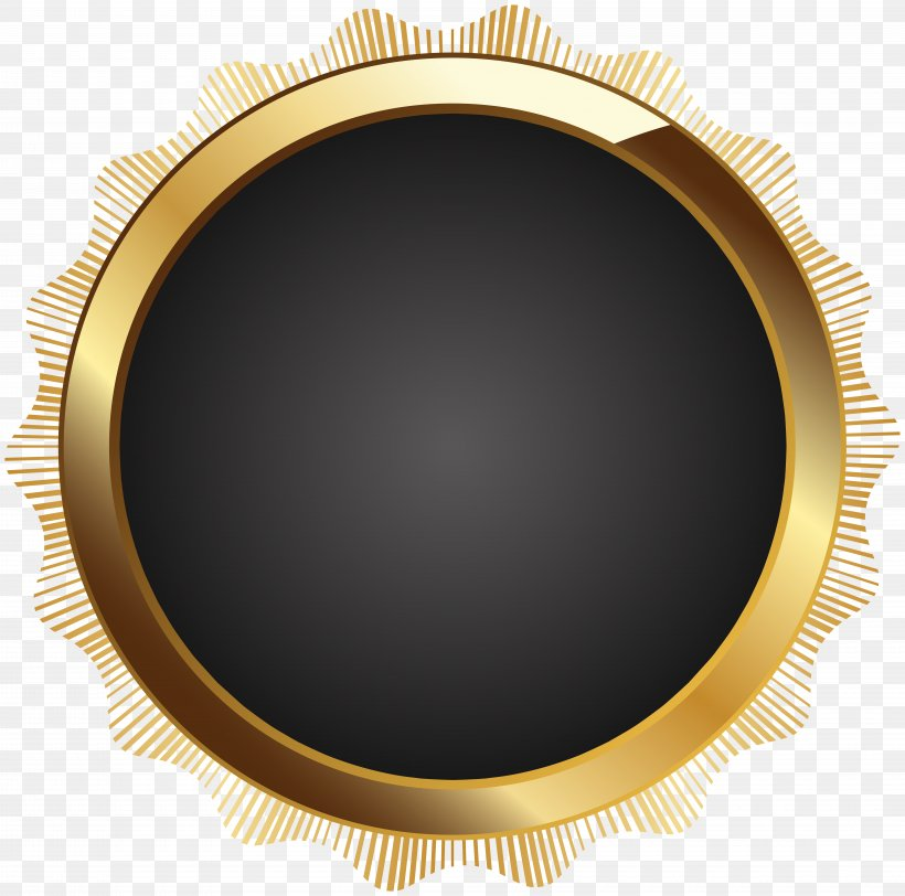 Picture Frame Text Circle Brown, PNG, 8000x7923px, Picture Frames, Gold, Mirror, Oval, Picture Frame Download Free