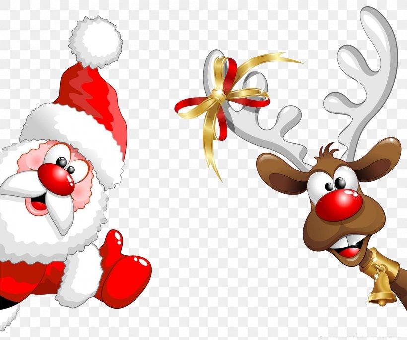 Santa Claus Rudolph Clip Art, PNG, 1707x1430px, Santa Claus, Christmas, Christmas Decoration, Christmas Ornament, Clip Art Download Free