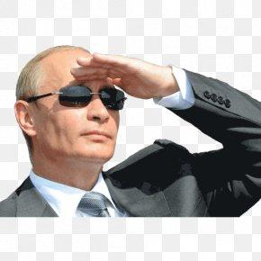 Vladimir Putin Cartoon - Vladimir Putin Malinovyy Pereulok Sunglasses Мы еще победим VK PNG