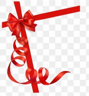 Ribbon - Ribbon Paper Gift Wrapping PNG