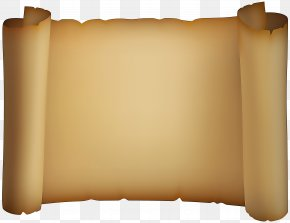 Rectangle Beige - Scroll Yellow Beige Rectangle PNG