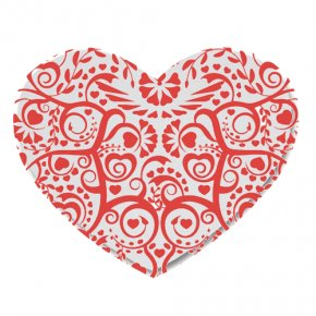 Love Heart Shape - Heart Euclidean Vector Clip Art PNG