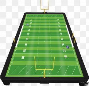 Soccer Field Lines Display - Ball Game NFL American Football Tudor Games Red Zone Electric Football PNG
