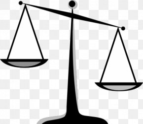 Balance Scale Cliparts - Lady Justice Weighing Scale Clip Art PNG