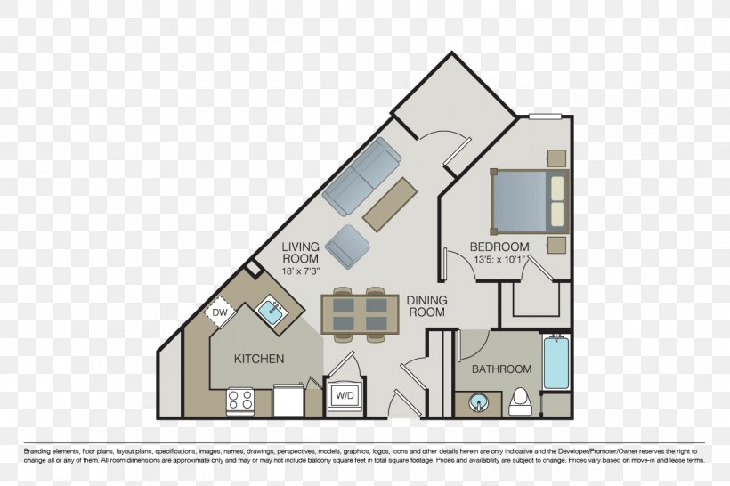Floor Plan Architecture House Bedroom, PNG, 1300x867px ...