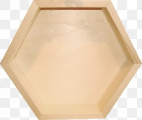 Pentagon Wooden Container - Hexagon Pentagon Container PNG