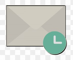 Metal Rectangle - Interaction Assets Icon Mail Icon PNG