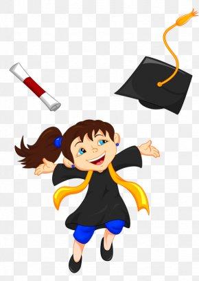 Graduation Ceremony - Royalty-free Graduation Ceremony Clip Art PNG