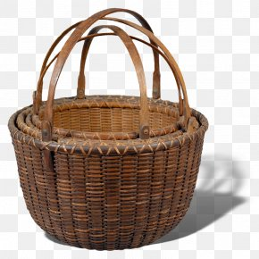 Pitomba Wicker Basket - The Longaberger Company Picnic Baskets Wicker PNG