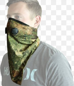 Dust Mask Respirator Kerchief Headgear PNG
