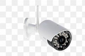 Camera - Wireless Security Camera Closed-circuit Television IP Camera Surveillance PNG