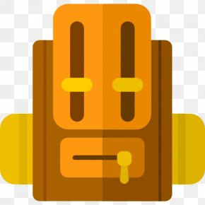 Backpack - Backpack Hiking Baggage Icon PNG