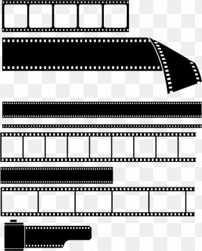 Film Film Template Material - Photographic Film PNG
