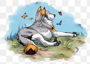 Beautiful Wolf Drawings Trace - Drawing Canidae DeviantArt Dog Digital Art PNG