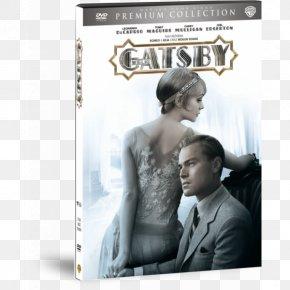 Leonardo Dicaprio - The Great Gatsby Blu-ray Disc Film Leonardo DiCaprio Drama PNG