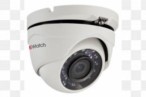 Camera - Closed-circuit Television Hikvision DS-2CE56C2T-IRM-2.8MM 1.3MP IR Outdoor Turret HD-TVI Security Camera Hikvision DS-2CE56C2T-IRM-2.8MM 1.3MP IR Outdoor Turret HD-TVI Security Camera 720p PNG
