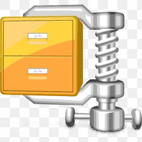 WinZip Data Compression Archive File PNG