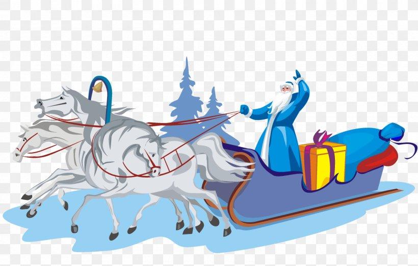 Ded Moroz Snegurochka Santa Claus New Year Grandfather, PNG, 1600x1022px, Ded Moroz, Animaatio, Art, Boating, Cartoon Download Free