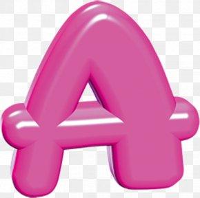 A Letter - Letter English Alphabet Typography Em PNG