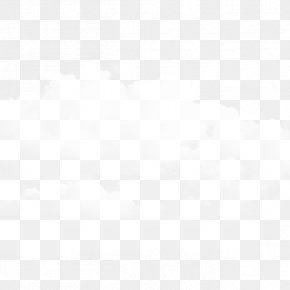 Cloud - Black And White Point Angle Pattern PNG
