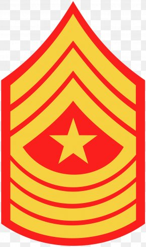 Marine - Sergeant Major Of The Marine Corps United States Marine Corps Rank Insignia Military Rank PNG
