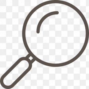 Magnifying Glass - Magnifying Glass Symbol Clip Art PNG