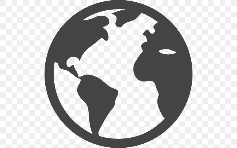 World Map Earth Vector Map Png 512x512px World Atlas Black And White Earth Geography Download Free Globe world map, world map png. world map earth vector map png