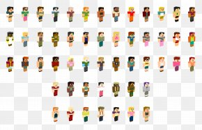 Skin - Minecraft Drawing DeviantArt Total Drama Action PNG