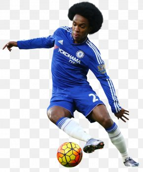 Football Player - Willian Chelsea F.C. Brazil National Football Team Premier League Football Player PNG