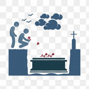 300 Dpi - Death Cemetery Burial Grave Clip Art PNG
