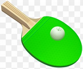 Ping Pong Racket And Ball Clip Art Image - Image File Formats Lossless Compression PNG