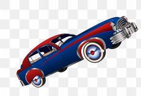 Creative Cartoon Car Pattern - Compact Car Automotive Design Cartoon Clip Art PNG
