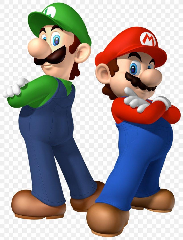 Super Mario Bros Mario Luigi Superstar Saga New Super