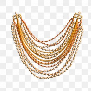 Pearls - Necklace Jewellery Pearl Chain Bead PNG