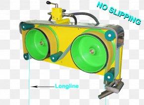 Heavy Duty Fish Net - Winch Conveyor System Charlie Engineering Machine PNG