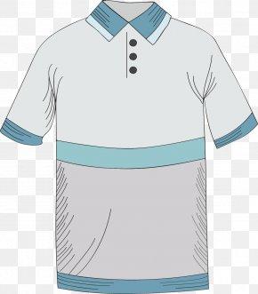 T-shirt Vector - T-shirt Sleeve Polo Shirt PNG